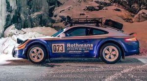 Porsche 911 Vanina u retro reli izdanju podsjeća na slavne prošle dane
