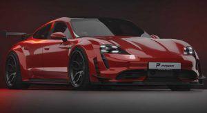 Porsche Taycan by Prior Design - može li bolje od ovoga?