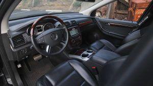 Mercedes-Benz R 63 AMG i danas je neshvaćeni V8 monstrum