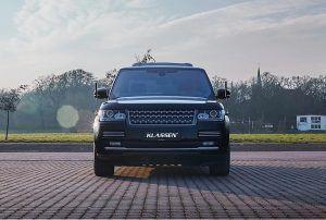 Range Rover kao blindirana limuzina najnoviji je dodatak kojeg potpisuje Klassen!