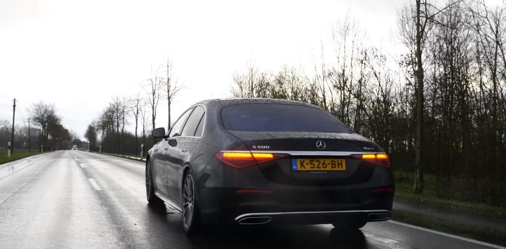 Mercedes-Benz S500 u prvom testu ubrzanja, pogledajte kako juri 'jahta' iz Stuttgarta