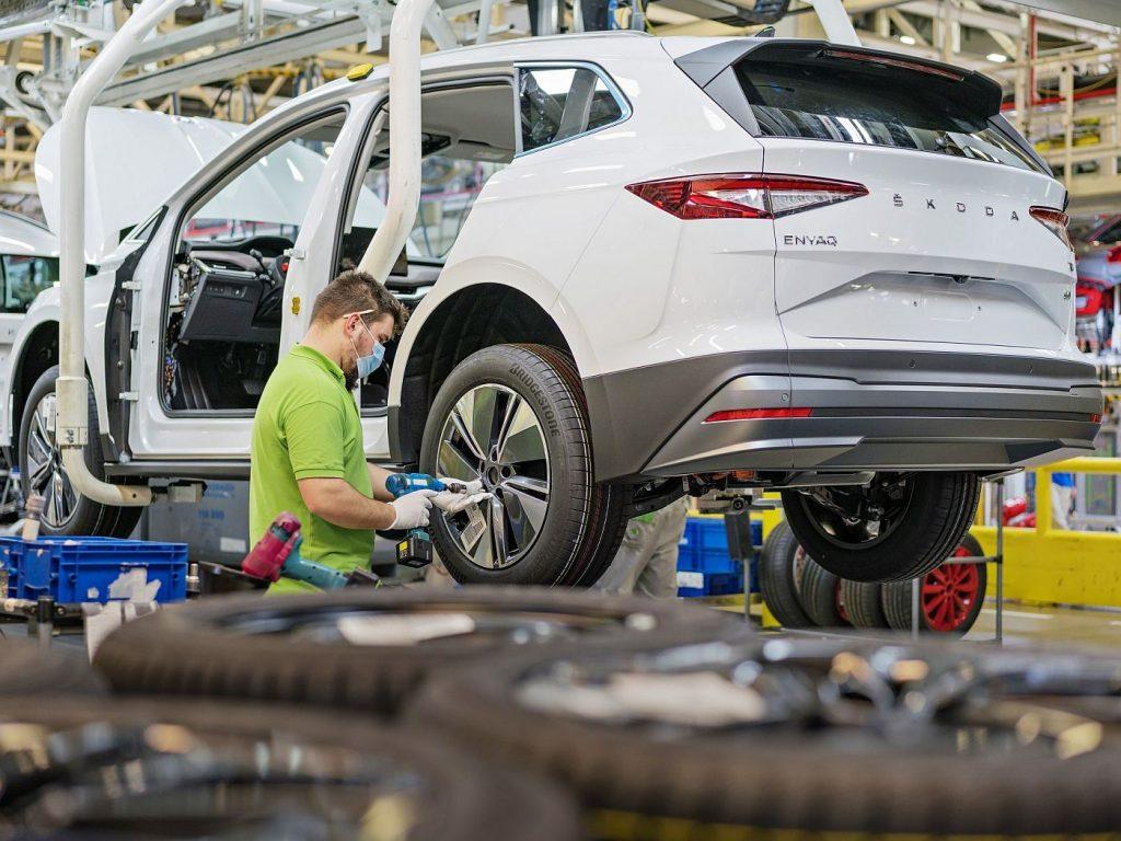 Škoda Enyaq iV okupirala proizvodnu liniju, prve isporuke početkom nove godine