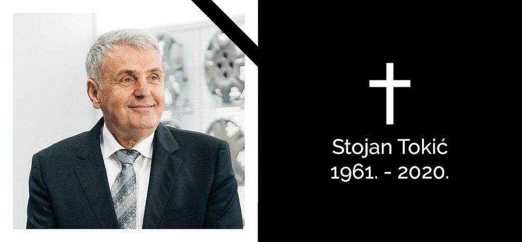 Preminuo Stojan Tokić, čovjek koji je stvorio danas svima poznati lanac auto dijelova
