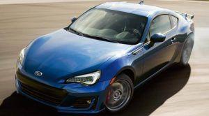 Subaru je pripremio posebnu inačicu modela BRZ!
