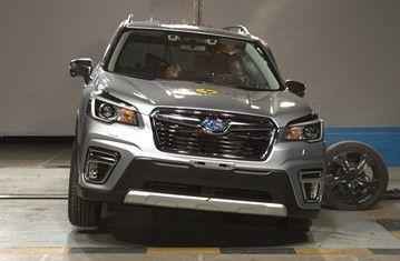 Novi Subaru Forester od sad ima titulu najboljeg na EuroNCAP testiranju