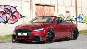 Audi TT RS dobio pojačanje konjice, ali i atraktivne dodatke zahvaljujući Urban Motor stručnjacima