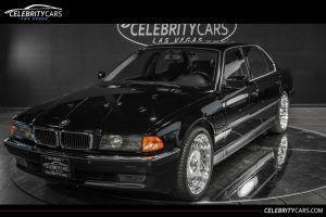 Prodaje se BMW 750Li u kojem je ubijen reper Tupac!