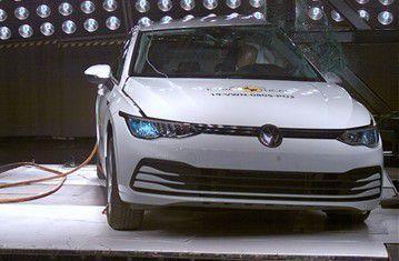 Volkswagen Golf 8 zaslužio svih 5 zvjezdica na Euro NCAP testiranju