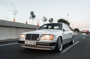 Mercedes-Benz 200D (W124), druga mladost za model koji traje već 35 godina