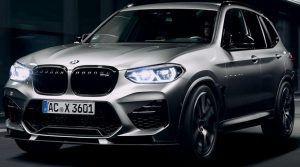 """AC Schnitzer tuningom """"počastio"""" BMW X3 M Competition!"""