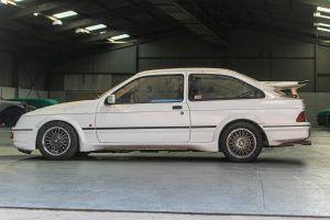 Ford Sierra RS Cosworth iz 1987. traži novog kupca, u zapuštenom stanju može dosegnuti cifru od 40.000 eura 1