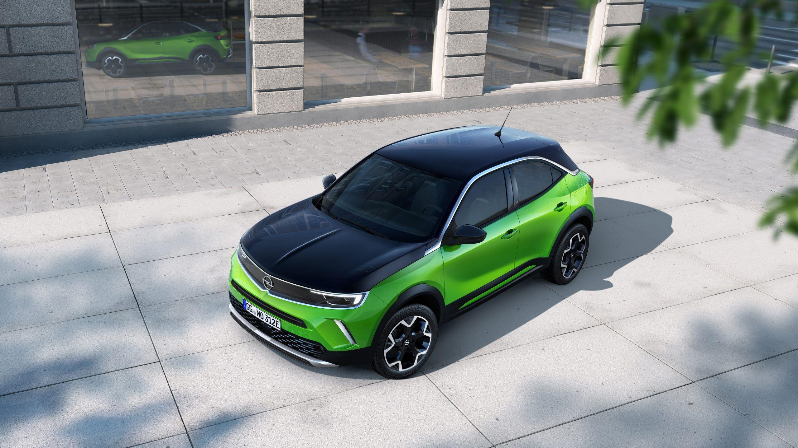 Opel Mokka e  scaled
