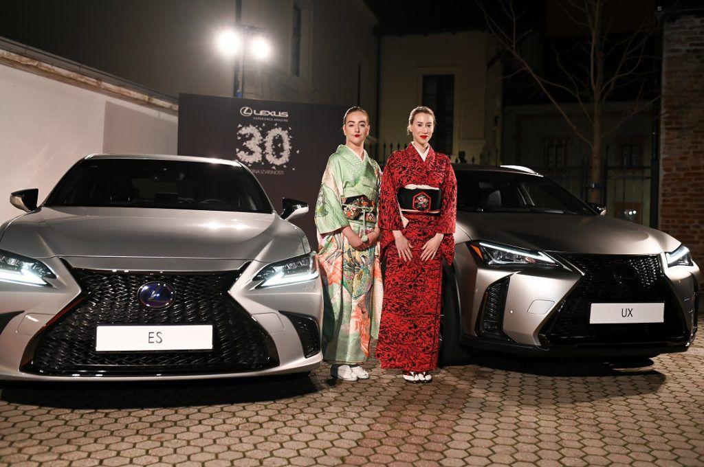 Lexus proslavio 30. rođendan u galeriji Kranjčar