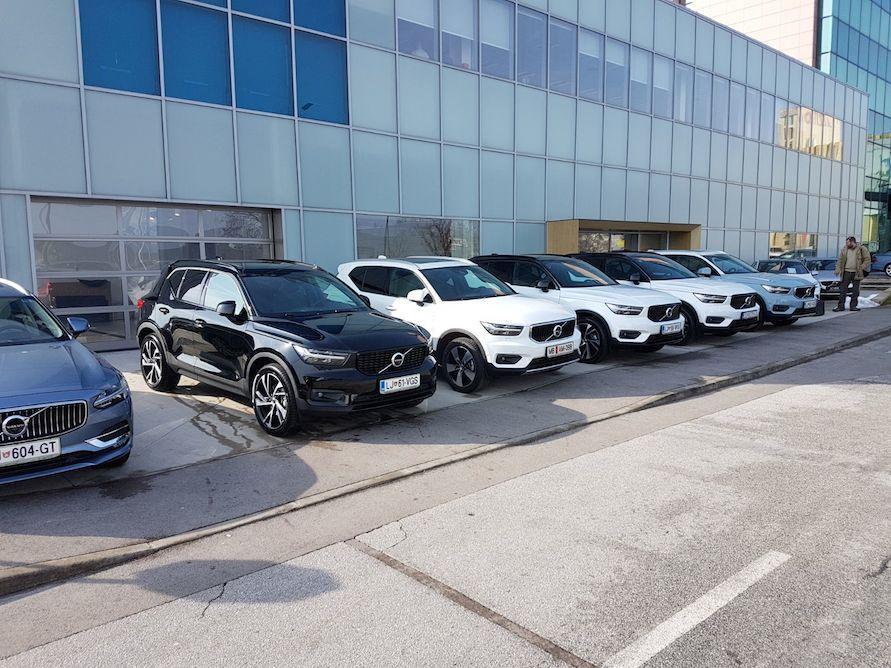 Volvo ostvario prodajni rekord, isporučeno više od 700.000 vozila u 2019.!