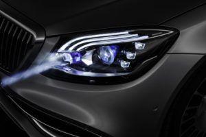 Mercedes-Benz i njegova revolucija svjetla jučer, danas i sutra 7