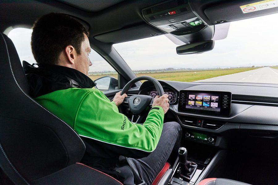 Jan Kopecký, rally majstor otkriva kako postati još bolji vozač tijekom zime 1