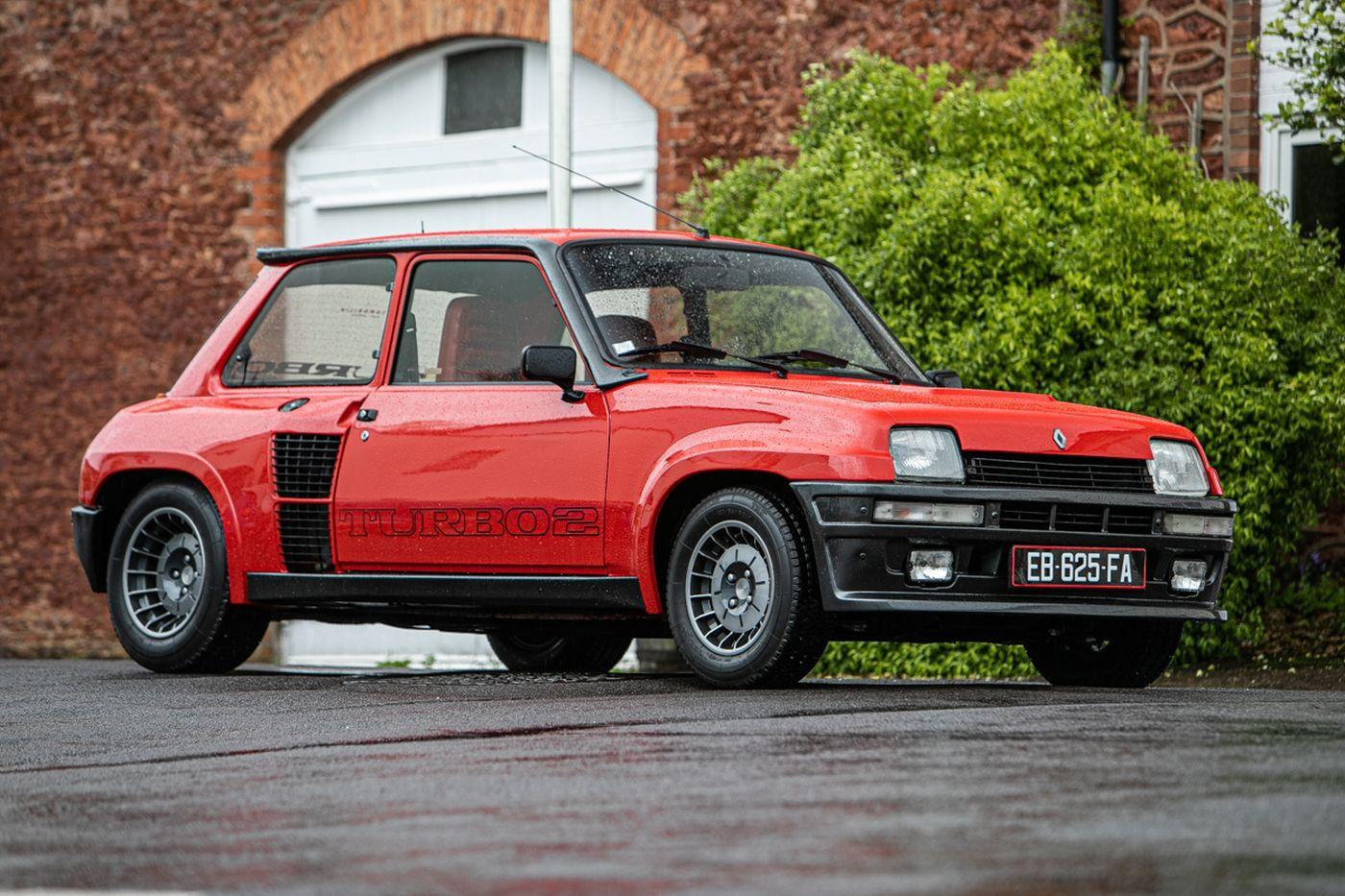 Renault  Turbo  Evolution