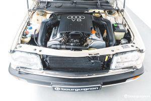 Na prodaju legendarni Audi V8 koji je prešao samo 218 km! 3