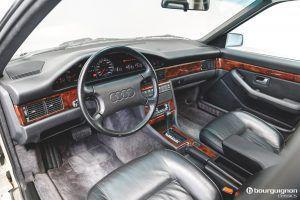 Na prodaju legendarni Audi V8 koji je prešao samo 218 km! 2
