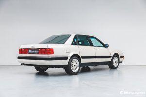 Na prodaju legendarni Audi V8 koji je prešao samo 218 km! 1