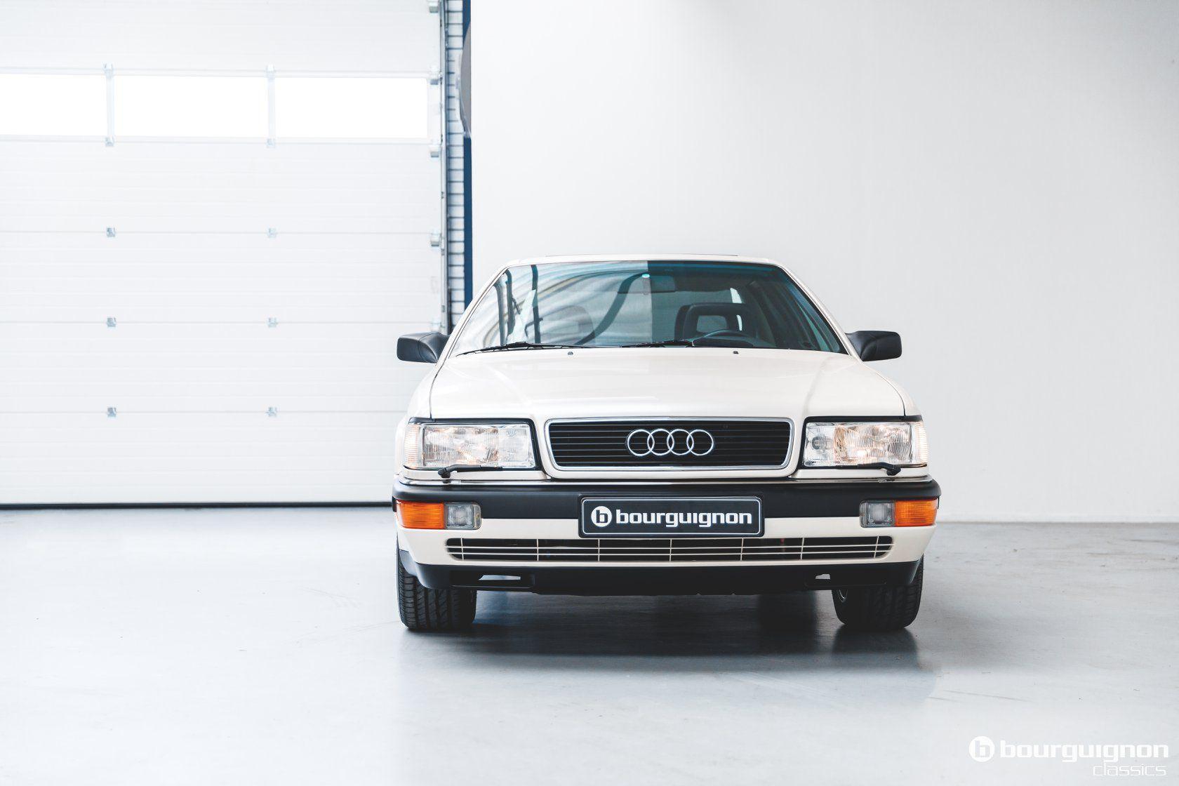 Audi V quattro