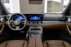 Osvježena Mercedes-Benz E klasa donosi nove tehnologije i ponovno podiže standarde u klasi! 5
