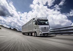 Mercedes-Benz Actros suvereno do titule kamiona godine 1