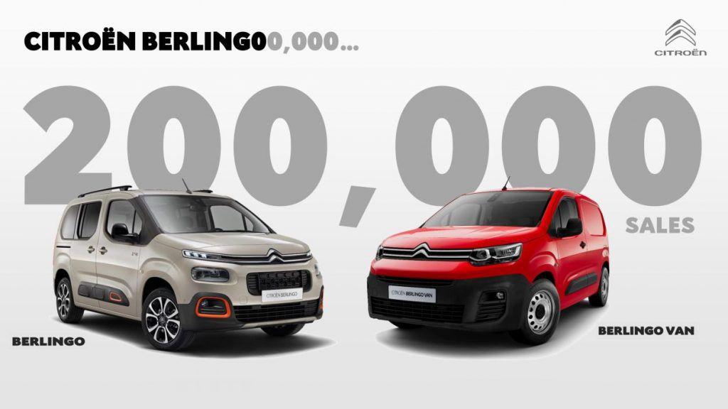 Citroën Berlingo u godinu i pol isporučen u 200.000 primjeraka