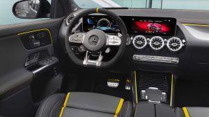 Mercedes-Benz AMG GLA 45 S - projektil neobičnog formata 3