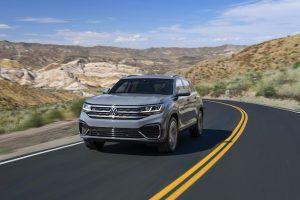 Volkswagen Atlas Cross Sport - atraktivan model neće voziti europskim cestama