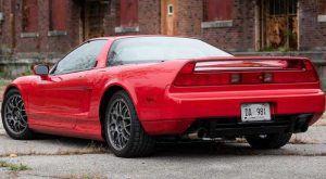 Kultna Acura NSX u specijalnoj Zanardi ediciji ide na aukciju, očekuje se rekordna zarada 1