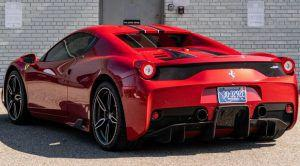 Ferrari 458 Speciale Aperta prodan na aukciji za pozamašnih 476.000 dolara 3