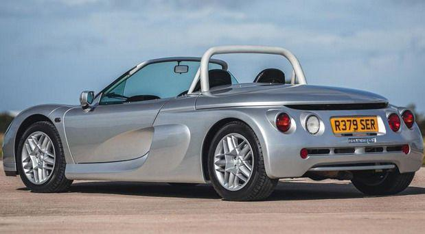 Renault Sport Spider, raritetna jurilica iz devedesetih, traži novog vlasnika 1