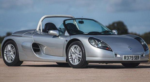 Renault Sport Spider, raritetna jurilica iz devedesetih, traži novog vlasnika