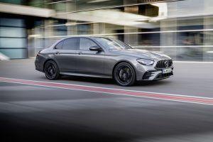 Osvježena Mercedes-Benz E klasa donosi nove tehnologije i ponovno podiže standarde u klasi! 7