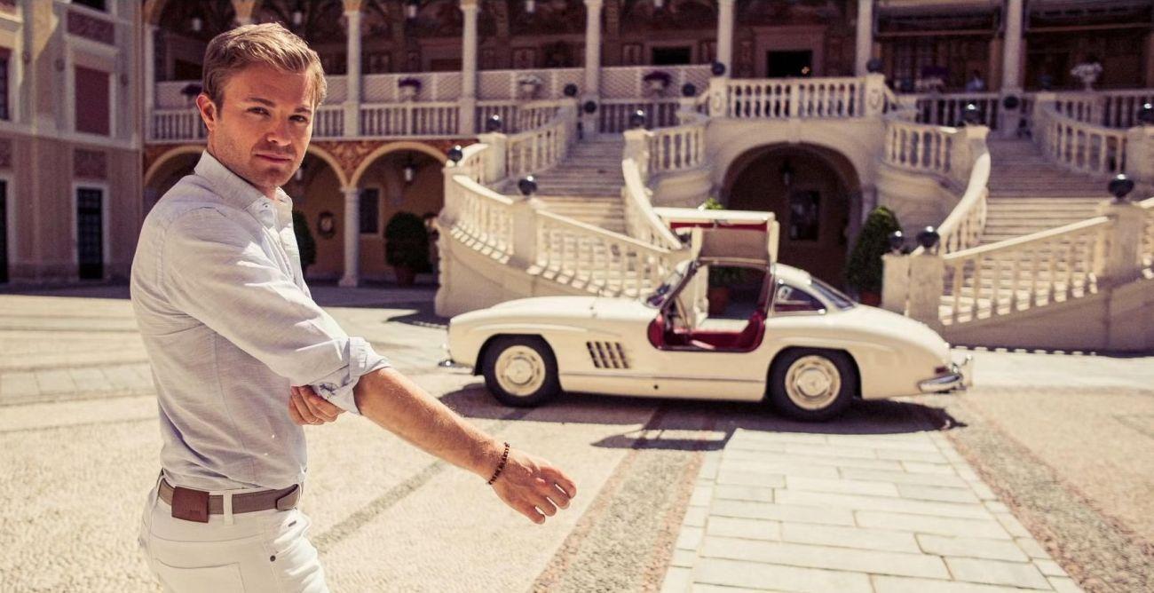 SL Nico Rosberg