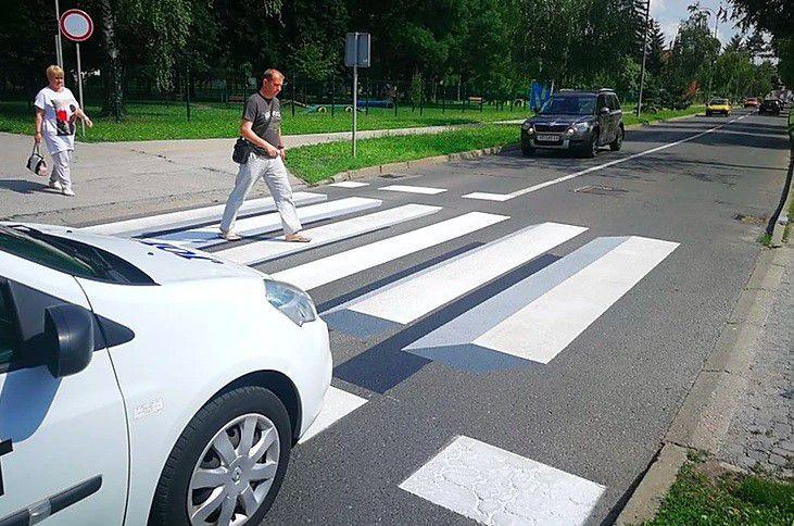 Varaždin dobio 3D zebru, pješacima će se posebno svidjeti