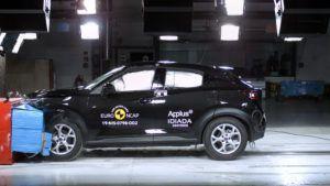 Nissan Juke osvojio maksimalnih pet Euro NCAP zvjezdica! 1