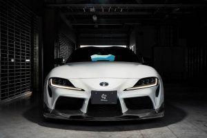 Toyota Supra zahvaljujući 3D Design ekipi od sad atraktivnija i paprenija; diše s čak 570 KS!