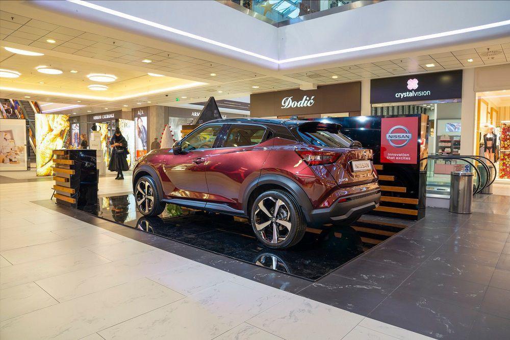 Novi Nissan Juke domaćoj publici već predstavljen, nepoznanica je samo cijena 1