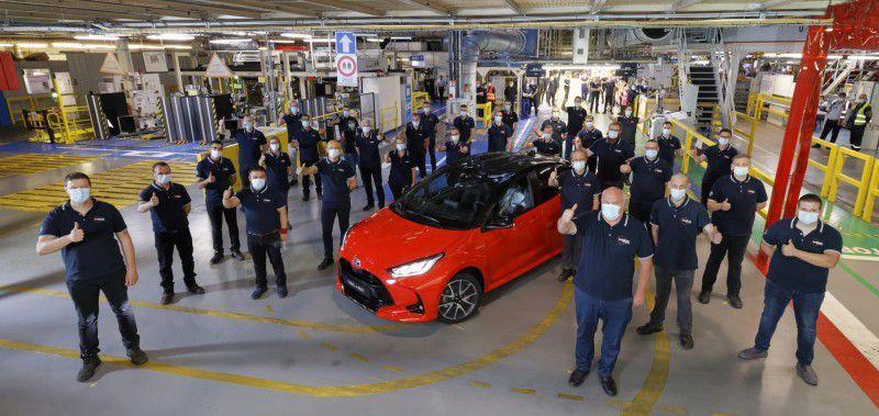 Toyota Yaris i službeno krenula s proizvodnjom u Francuskoj