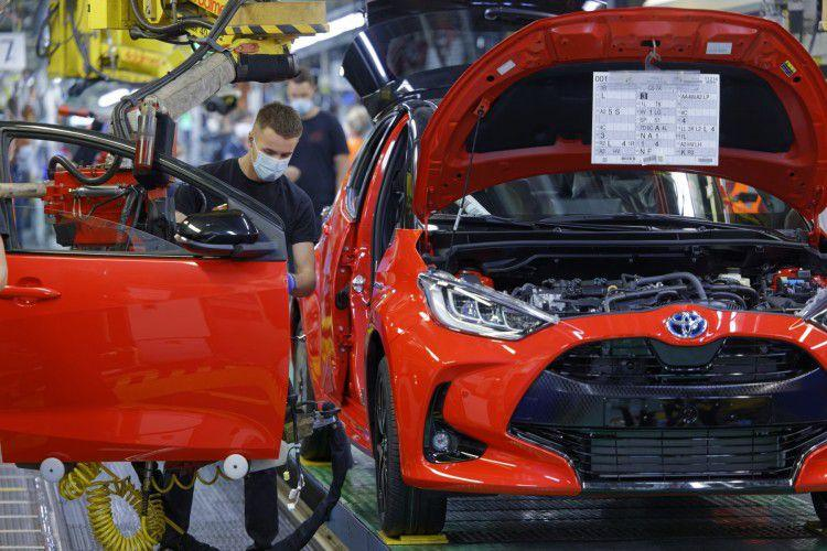 Toyota Yaris i službeno krenula s proizvodnjom u Francuskoj 1