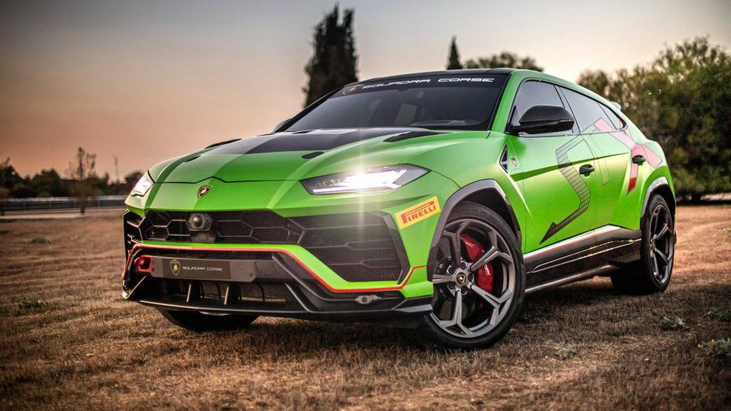 Lamborghini Urus ST-X na stazu stiže pred kraj godine!