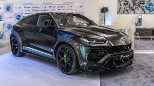 Ludi tuning za Lamborghini Urus pripremio je Prior Design!