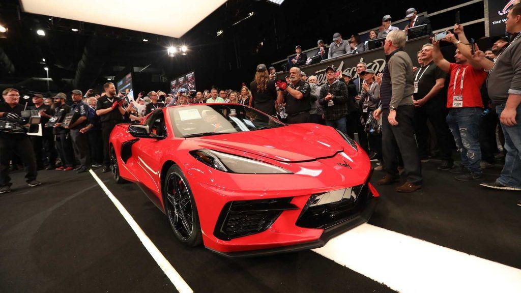 Chevrolet Corvette prodana za nevjerojatnih 3 milijuna dolara!
