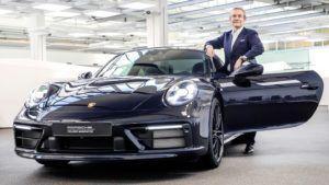 Porsche 911 samo za Belgiju, predstavljen model u čast vozačkoj legendi