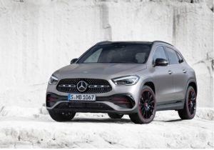 Otkriven novi Mercedes-Benz GLA, od sada u povišenoj formi B-klase osvaja kupce 1