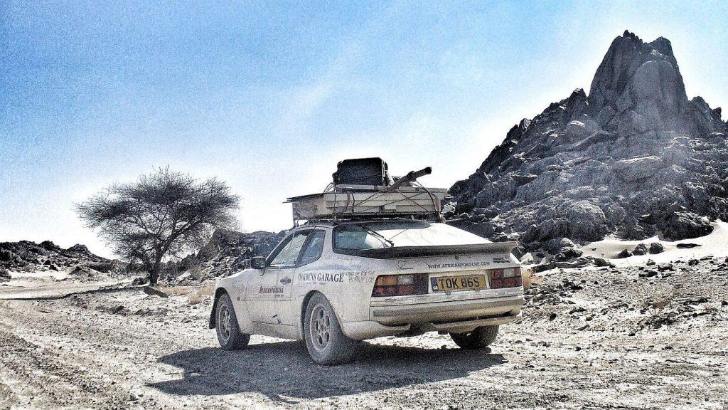 Porsche 944 osvojio Afriku u avanturi dugoj 21.000 kilometar 5