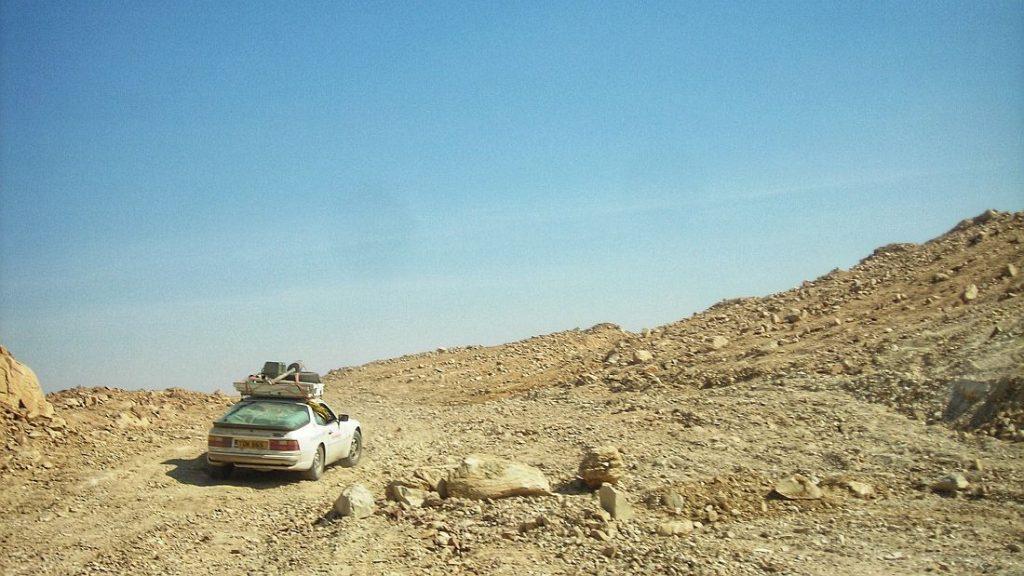 Porsche 944 osvojio Afriku u avanturi dugoj 21.000 kilometar 8