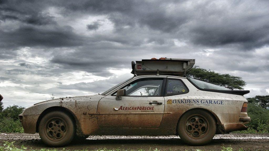 Porsche 944 osvojio Afriku u avanturi dugoj 21.000 kilometar 1